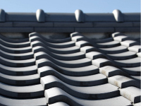 瓦屋根(粘土瓦・セメント瓦・コンクリート瓦)の写真