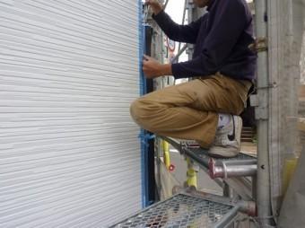 清水区外壁工事