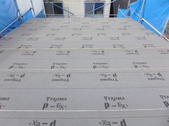 屋根下地防水シート