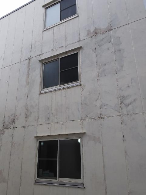 沼津市外壁塗装と修理
