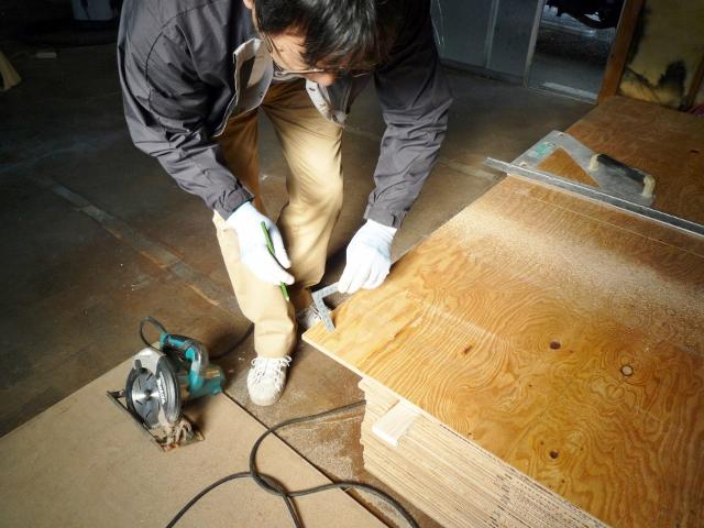 静岡市駿河区中島A様木造平屋建て貸事務所リフォーム工事6