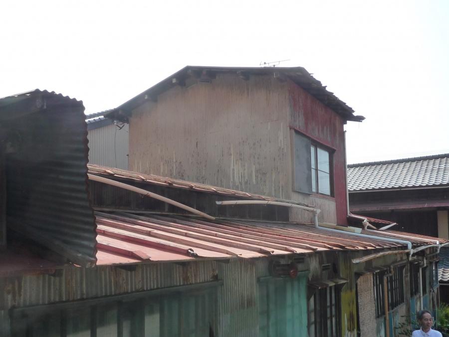 屋根を修繕したい
