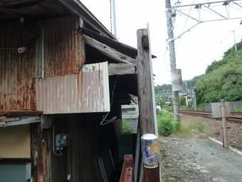 屋根修繕まえ