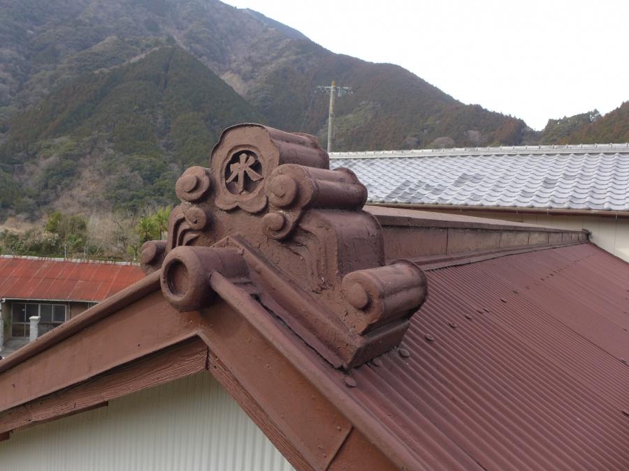 蕨野屋根のカバー工法