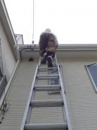 屋根の確認