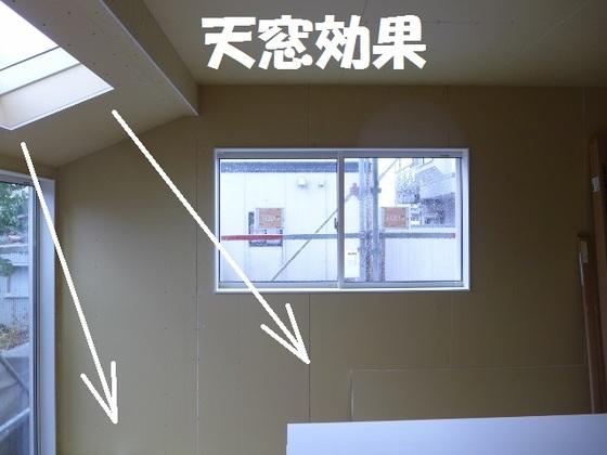 静岡市新川天窓設置
